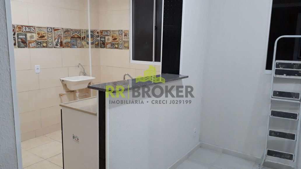 Apartamento com 2 dorms, Jardim Monte Carlo, Catanduva - R$ 150 mil, Cod: 425