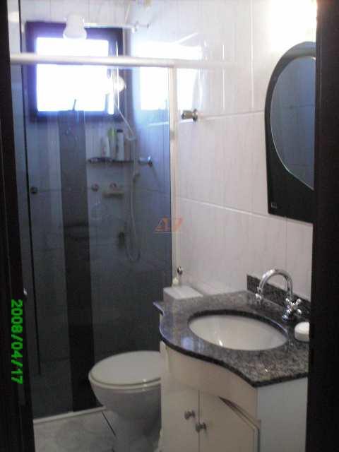 Apartamento com 1 dorm, Guilhermina, Praia Grande - R$ 300 mil, Cod: 17