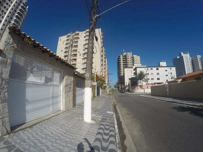 Casa com 2 dorms, Aviação, Praia Grande - R$ 480 mil, Cod: 29