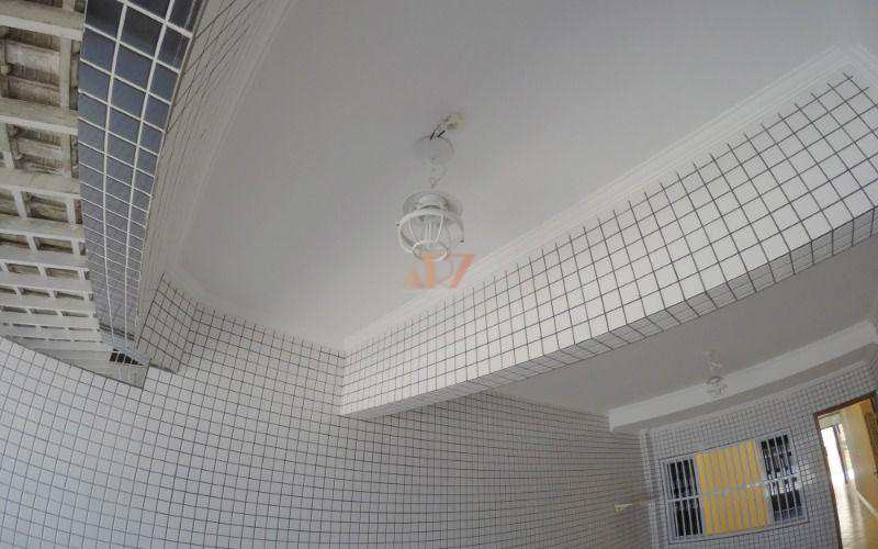 Sobrado de Condomínio com 3 dorms, Canto do Forte, Praia Grande - R$ 560 mil, Cod: 1960