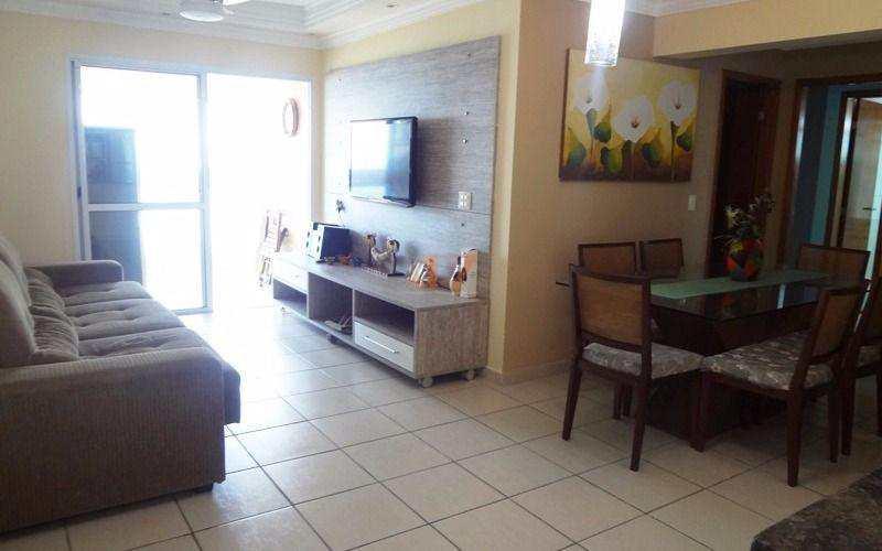 Maravilhoso Apartamento 3 dormitórios, Frente ao Mar, Praia Grande.