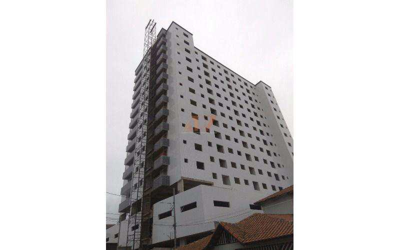 Apartamento em Praia Grande, Aviação, 1 dormitório suíte.