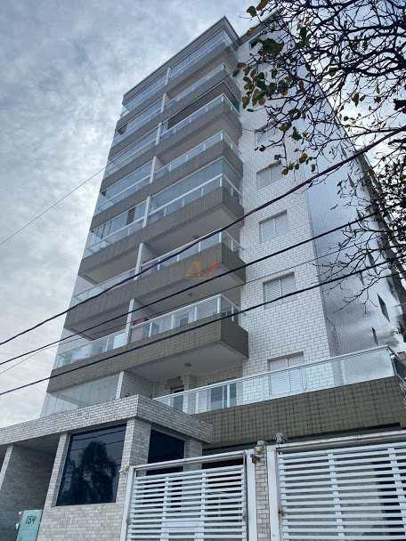 Apartamento com 1 dorm, Mirim, Praia Grande - R$ 190 mil, Cod: 2189