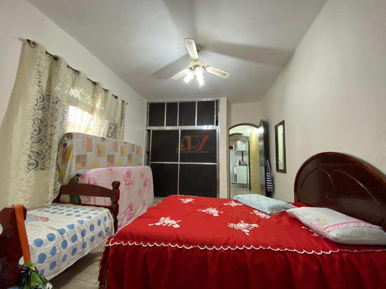 Casa 2 dorms c/ Edícula Mongaguá - R$ 300 mil, Cod: 2208