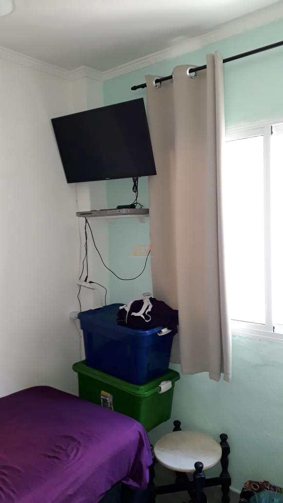 Kitnet com 1 dorm, Canto do Forte, Praia Grande - R$ 160 mil, Cod: 2215