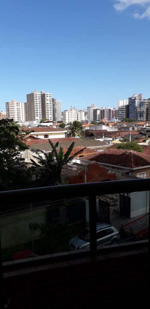 Apartamento com 2 dorms, Canto do Forte, Praia Grande - R$ 280 mil, Cod: 2235