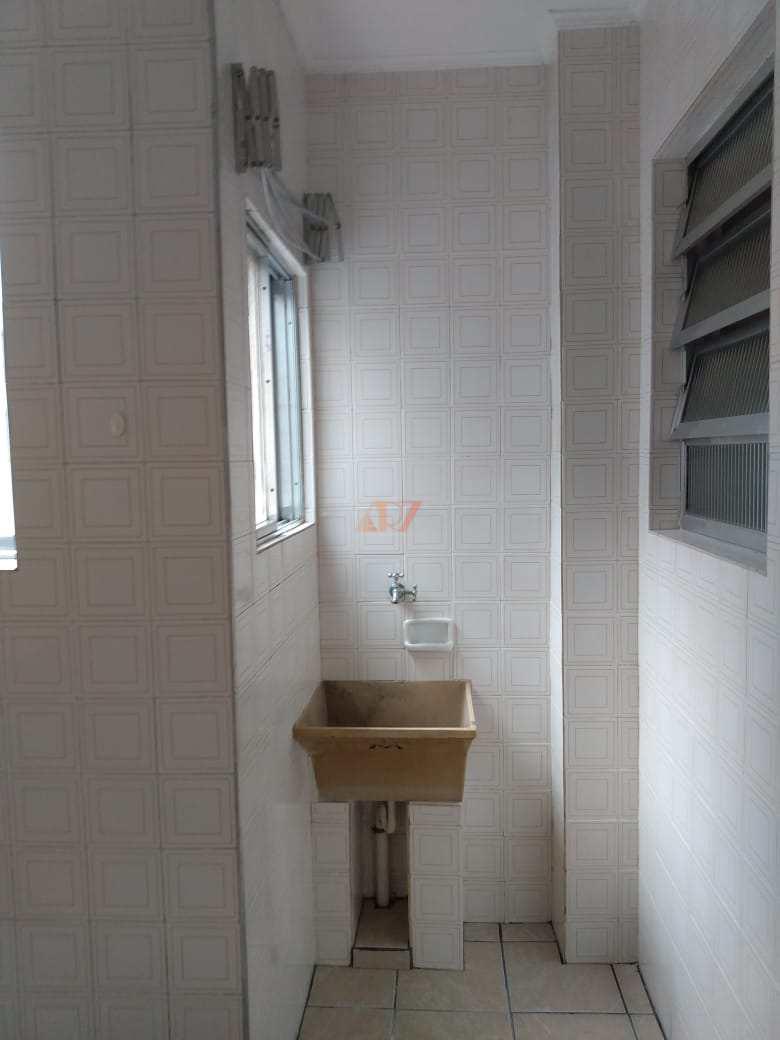 Apartamento com 2 dorms, Canto do Forte, Praia Grande, Cod: 2306
