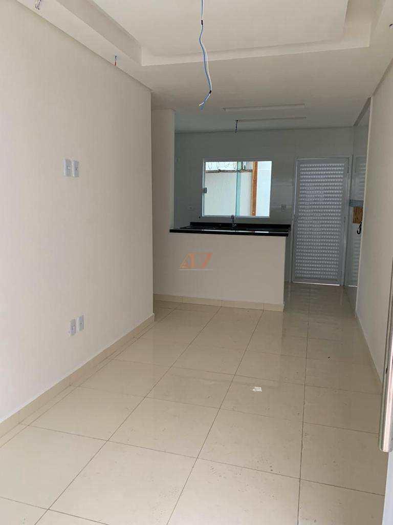 Casa com 2 dorms, Canto do Forte, Praia Grande - R$ 230 mil, Cod: 2363