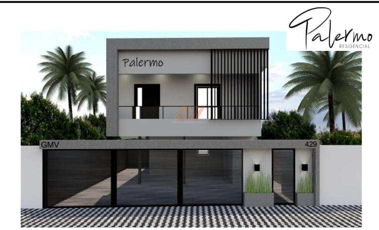 Casa com 2 dorms, Aviação, Praia Grande - R$ 210 mil, Cod: 2367