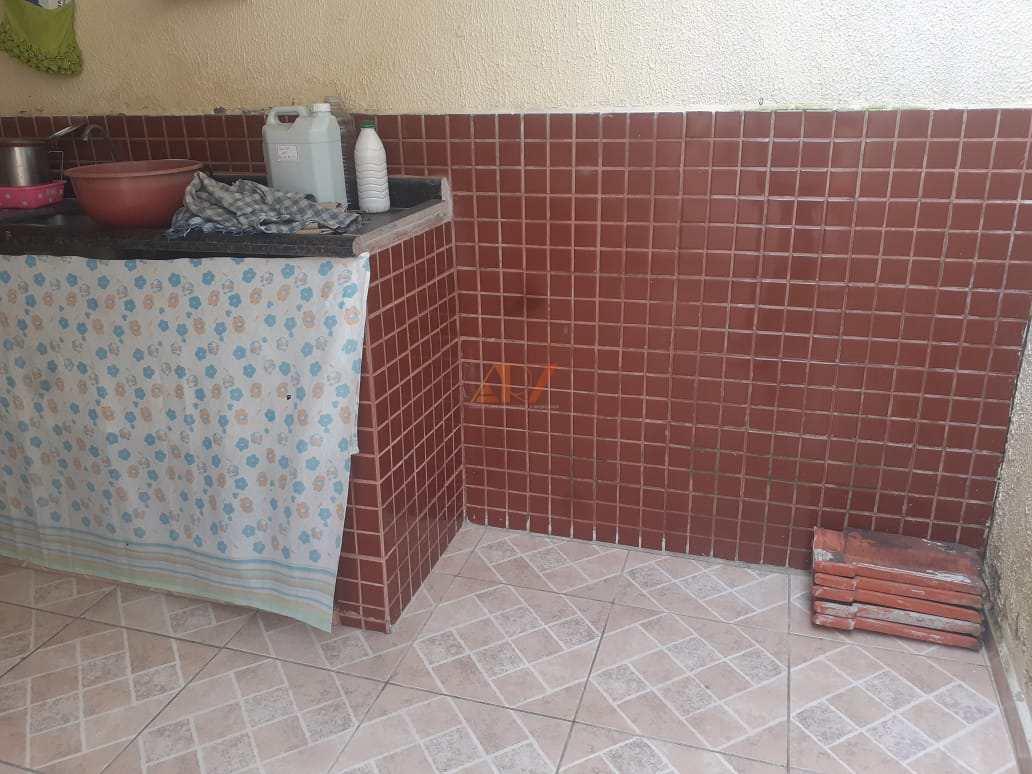 Casa com 2 dorms, Ocian, Praia Grande - R$ 270 mil, Cod: 2373