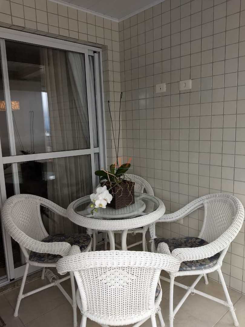 Apartamento com 3 dorms, Canto do Forte, Praia Grande, Cod: 2400