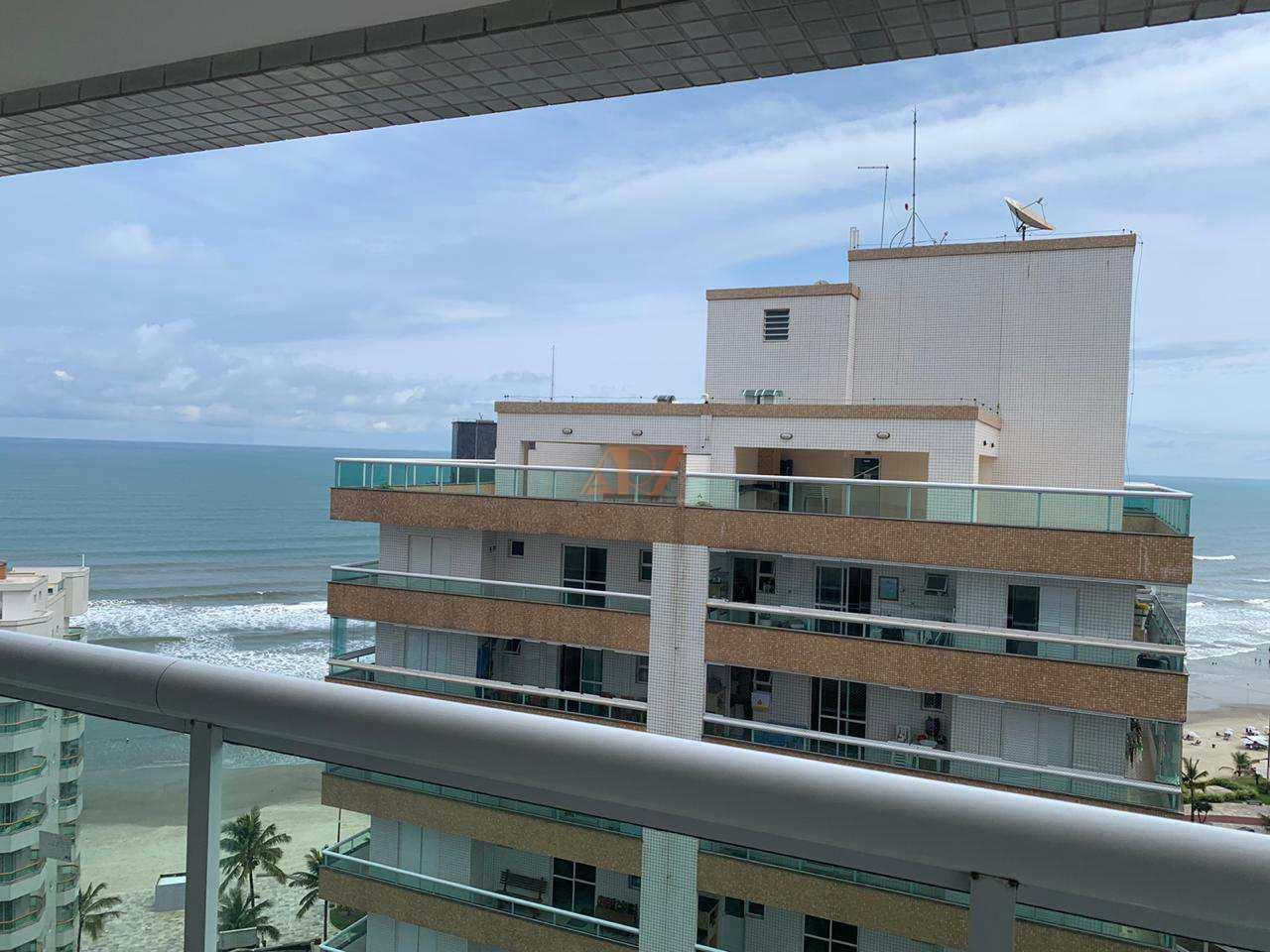 Apartamento com 3 dorms, Caiçara, Praia Grande - R$ 690 mil, Cod: 2405