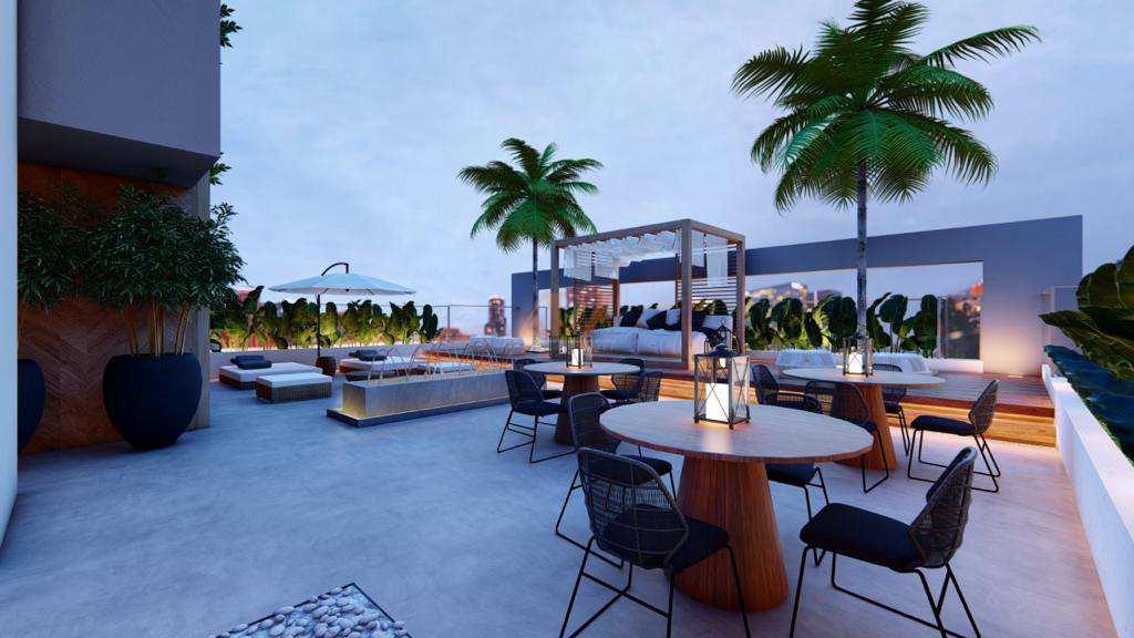 Apartamento com 2 dorms, Canto do Forte, Praia Grande - R$ 423 mil, Cod: 2444