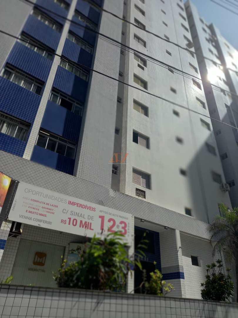 Apartamento com 1 dorm, Boqueirão, Praia Grande - R$ 150 mil, Cod: 2647
