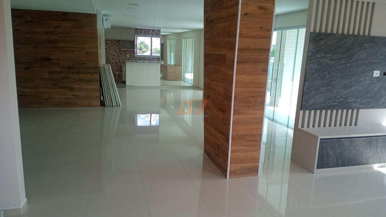 Apartamento com 2 dorms, Canto do Forte, Praia Grande - R$ 389 mil, Cod: 2843