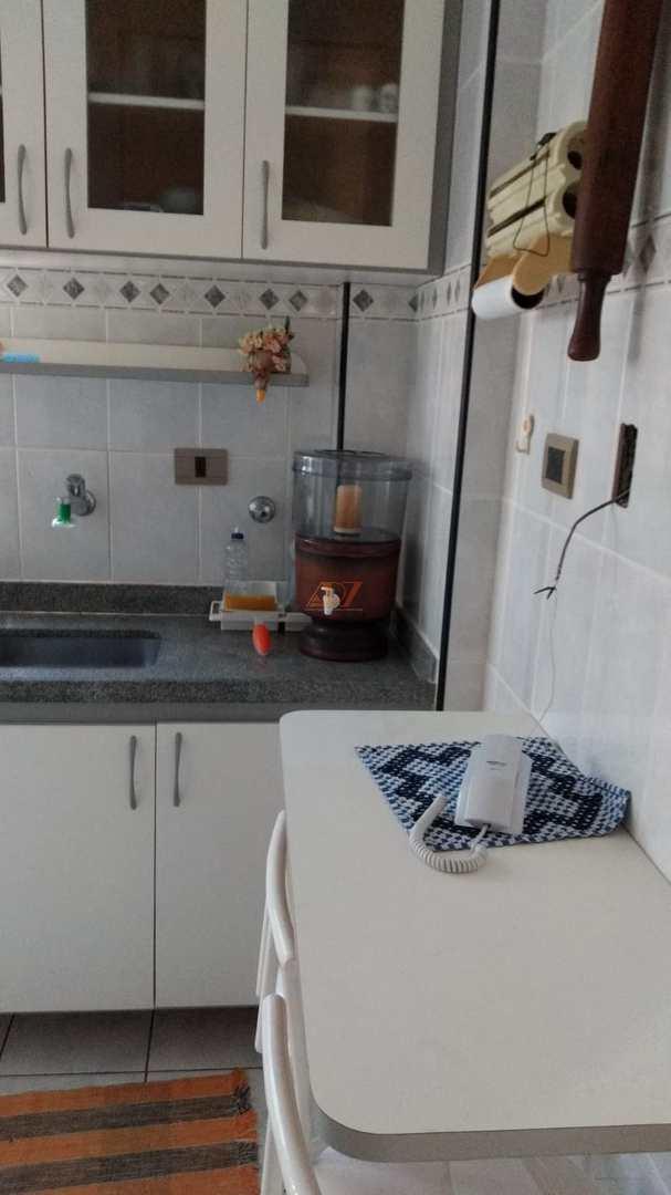 Apartamento com 2 dorms, Guilhermina, Praia Grande - R$ 310 mil, Cod: 2974