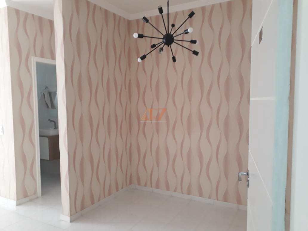 Apartamento com 2 dorms, Canto do Forte, Praia Grande - R$ 320 mil, Cod: 3046