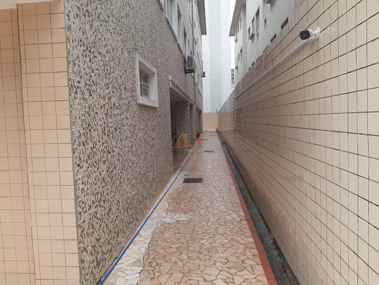 Apartamento com 1 dorm, Guilhermina, Praia Grande - R$ 180 mil, Cod: 3100
