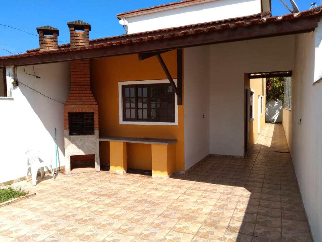 Casa com 3 dorms, Jardim Grandesp, Itanhaém, Cod: 2