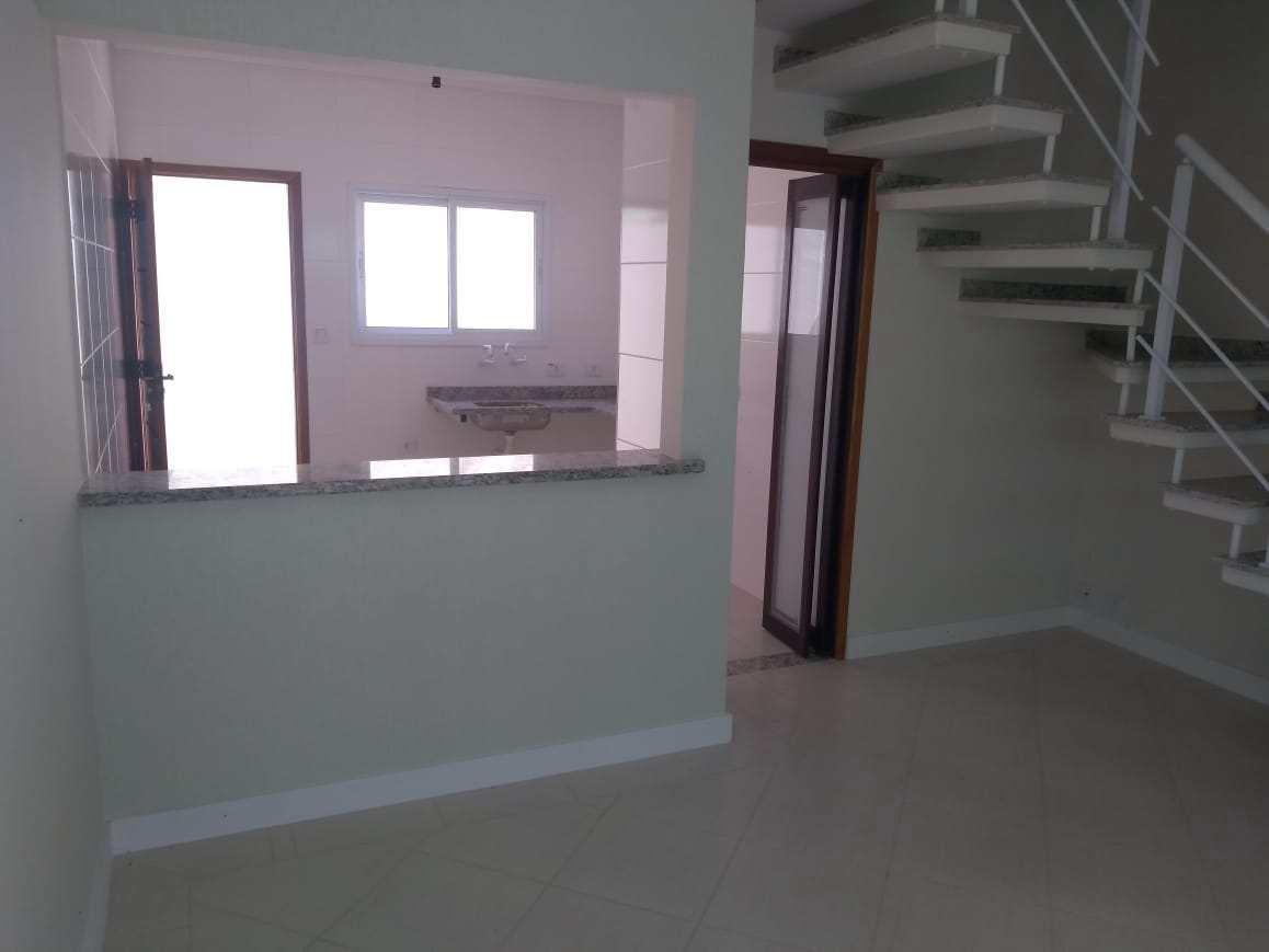 Sobrado de Condomínio com 2 dorms, Vila Suarão, Itanhaém - R$ 250 mil, Cod: 23