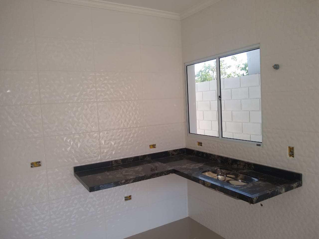 Casa com 2 dorms, Balneário Tupy, Itanhaém - R$ 239 mil, Cod: 46