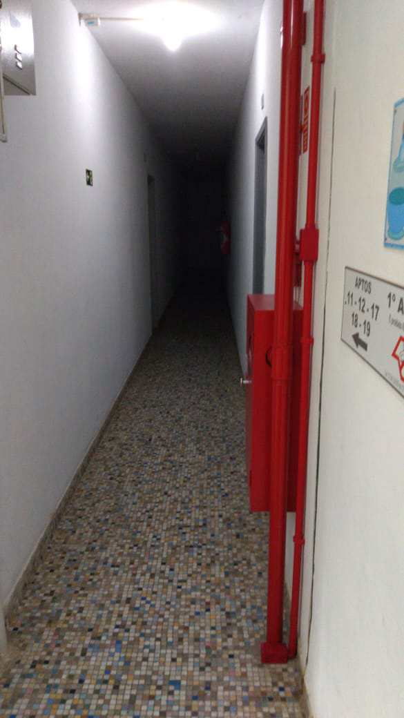 Apartamento com 1 dorm, Centro, Itanhaém - R$ 145 mil, Cod: 59