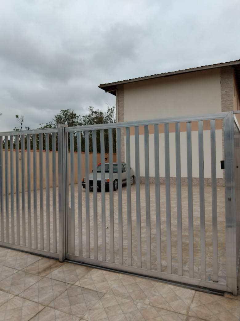 Casa de Condomínio com 2 dorms, Balneário Flórida Mirim, Mongaguá - R$ 200 mil, Cod: 63