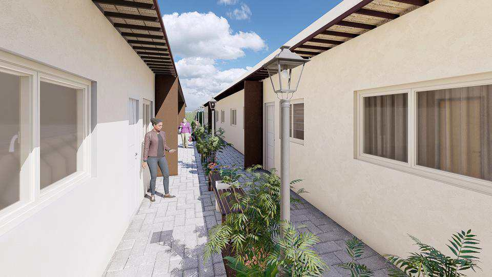 Casa de Condomínio com 2 dorms, Cibratel II, Itanhaém - R$ 179 mil, Cod: 69