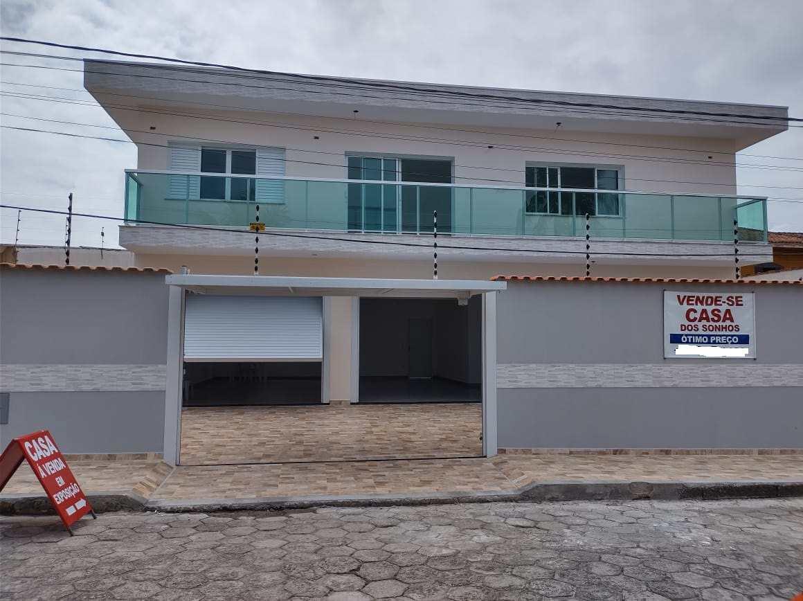 Sobrado com 4 dorms, Praia dos Sonhos, Itanhaém - R$ 790 mil, Cod: 78