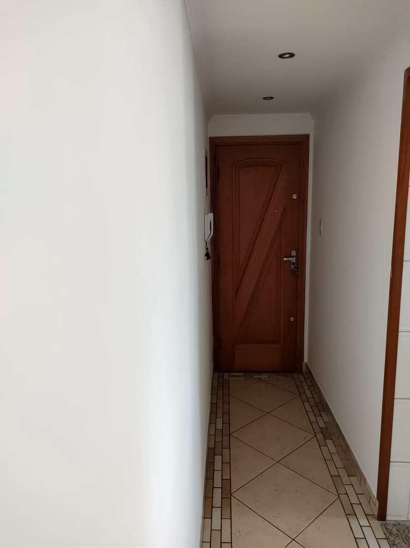 Apartamento com 2 dorms, Encruzilhada, Santos - R$ 285 mil, Cod: 133