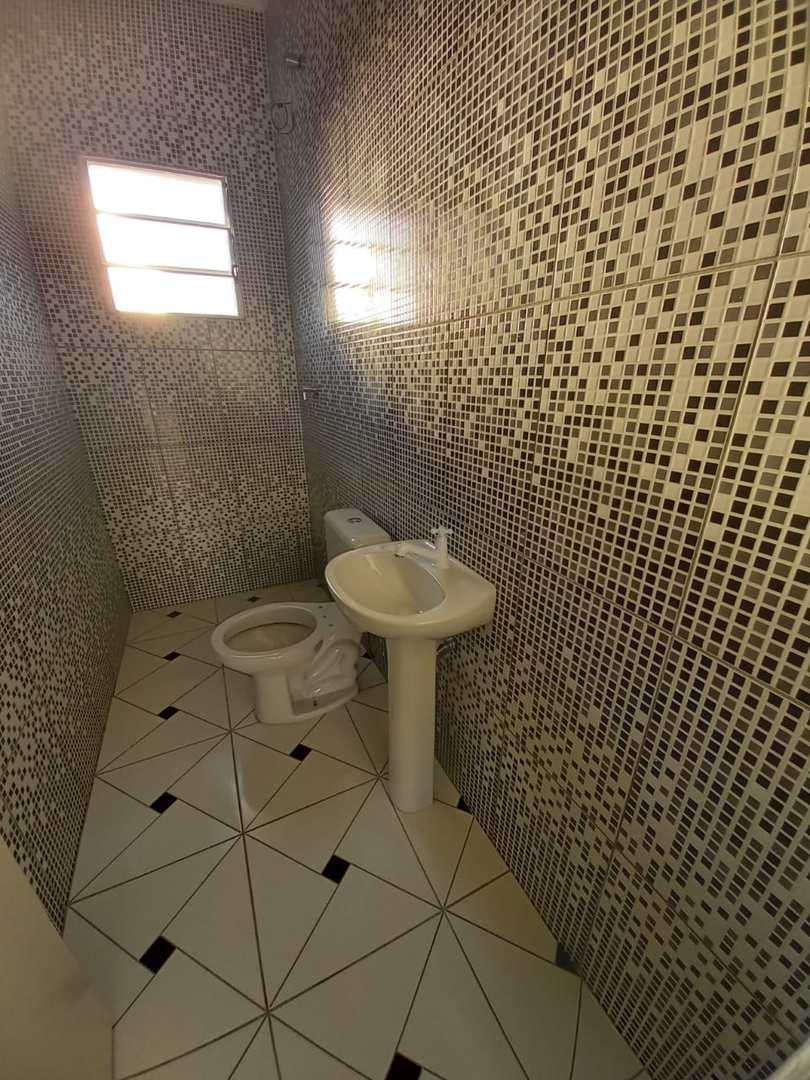 Casa com 2 dorms, Balneário Nova Itanhaém, Itanhaém - R$ 149 mil, Cod: 163