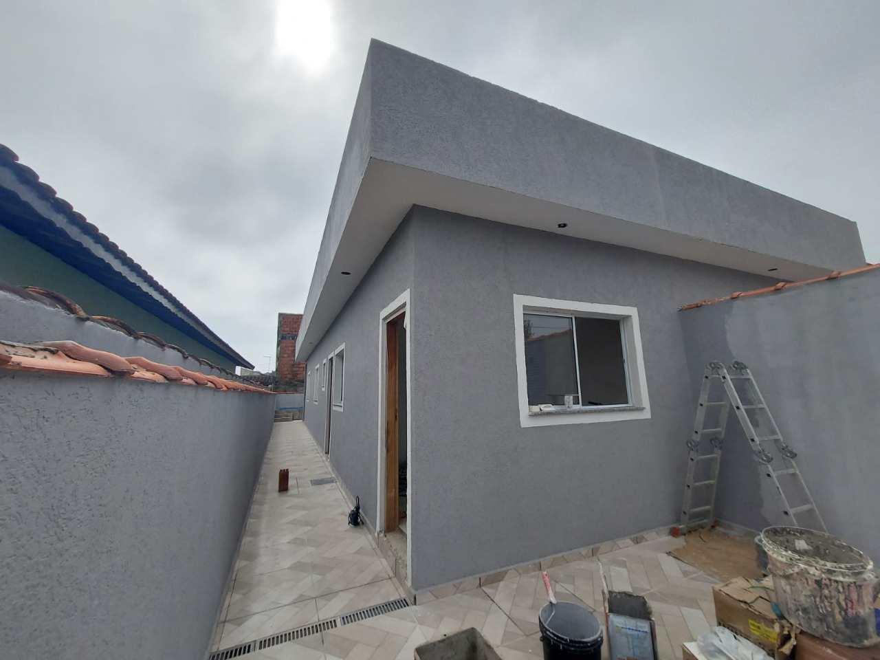 Casa com 2 dorms, Nossa Senhora Sion, Itanhaém - R$ 240 mil, Cod: 164