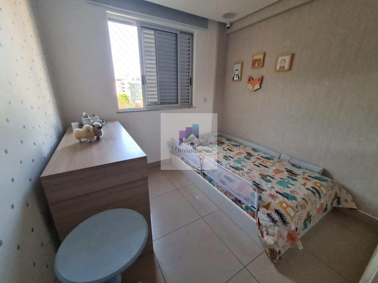 Apartamento com 3 dorms, Castelo, Belo Horizonte