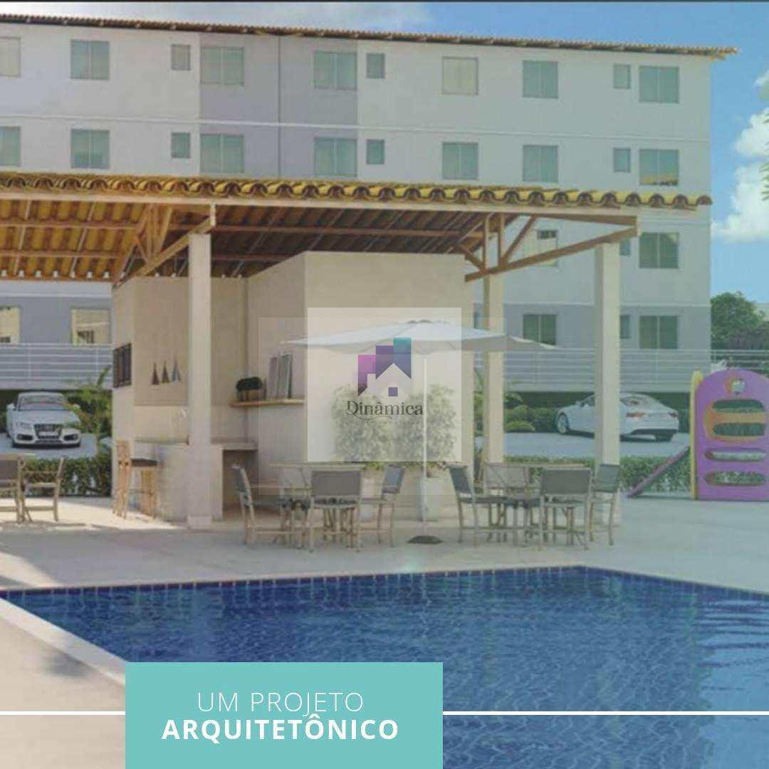 Apartamento em Contagem bairro Icaivera