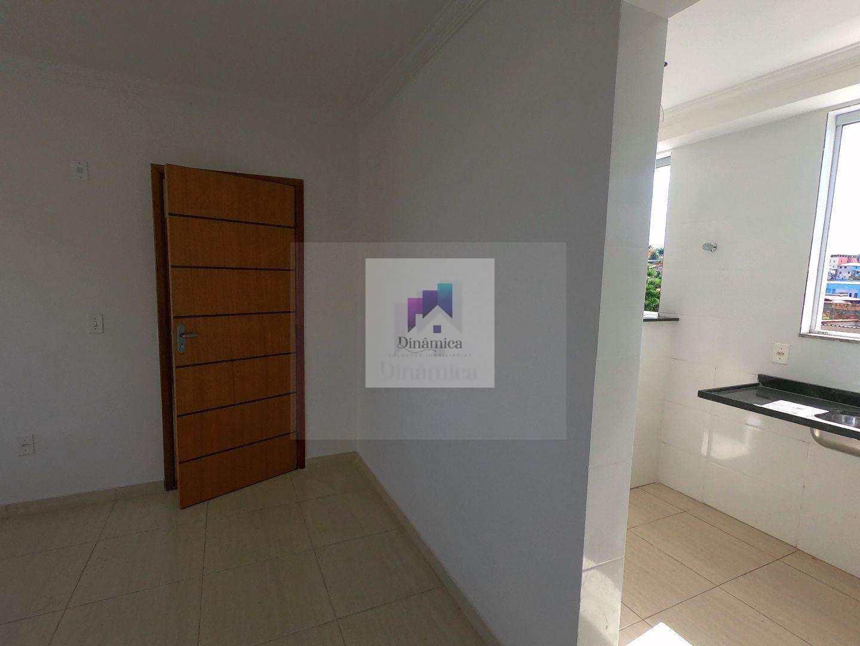 Apartamento em Belo Horizonte bairro Mantiqueira