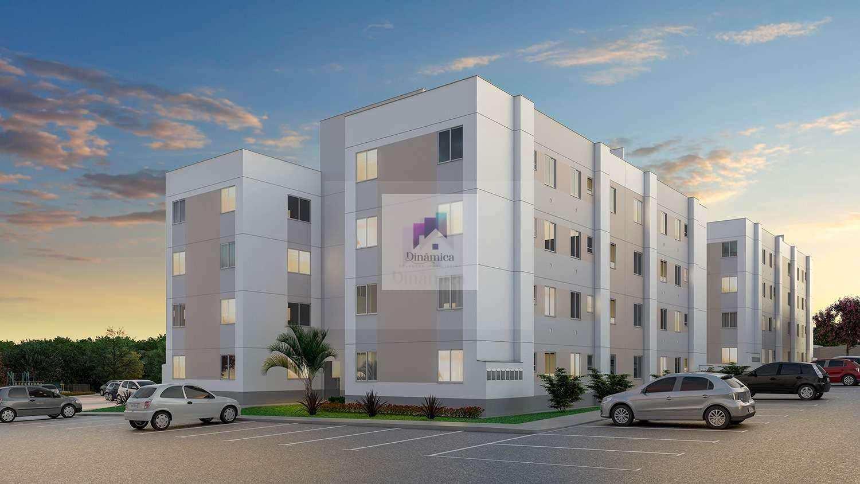 Apartamento em Ribeirão das Neves bairro Centro