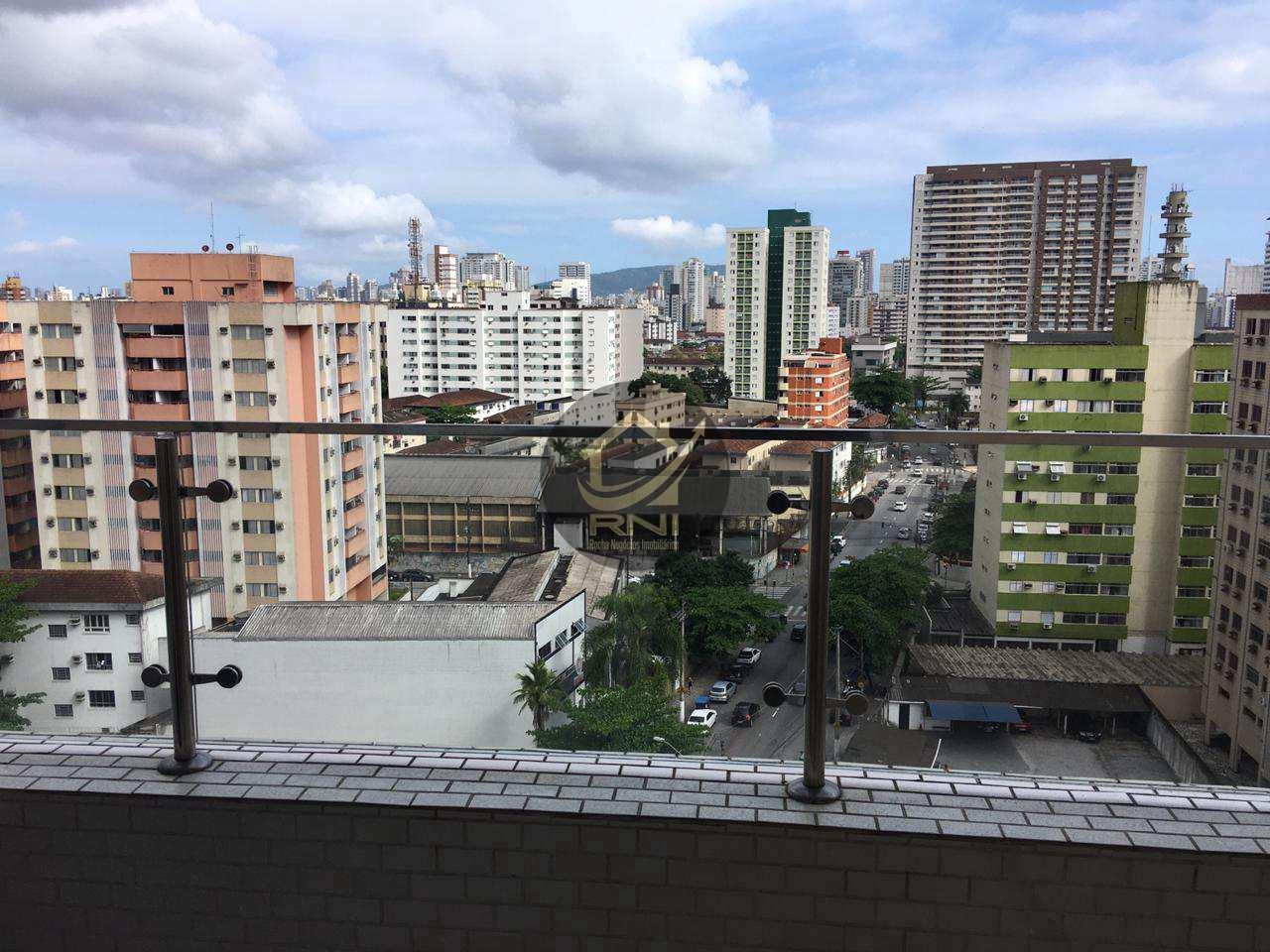 Sala, Vila Mathias, Santos, Cod: 4
