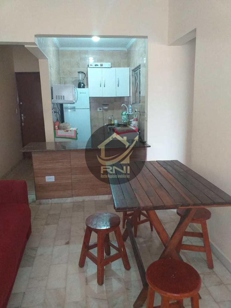 Apartamento com 1 dorm, Guilhermina, Praia Grande - R$ 175 mil, Cod: 13