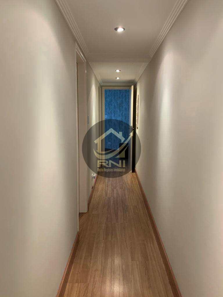 Apartamento com 3 dorms, Gonzaga, Santos - R$ 590 mil, Cod: 15