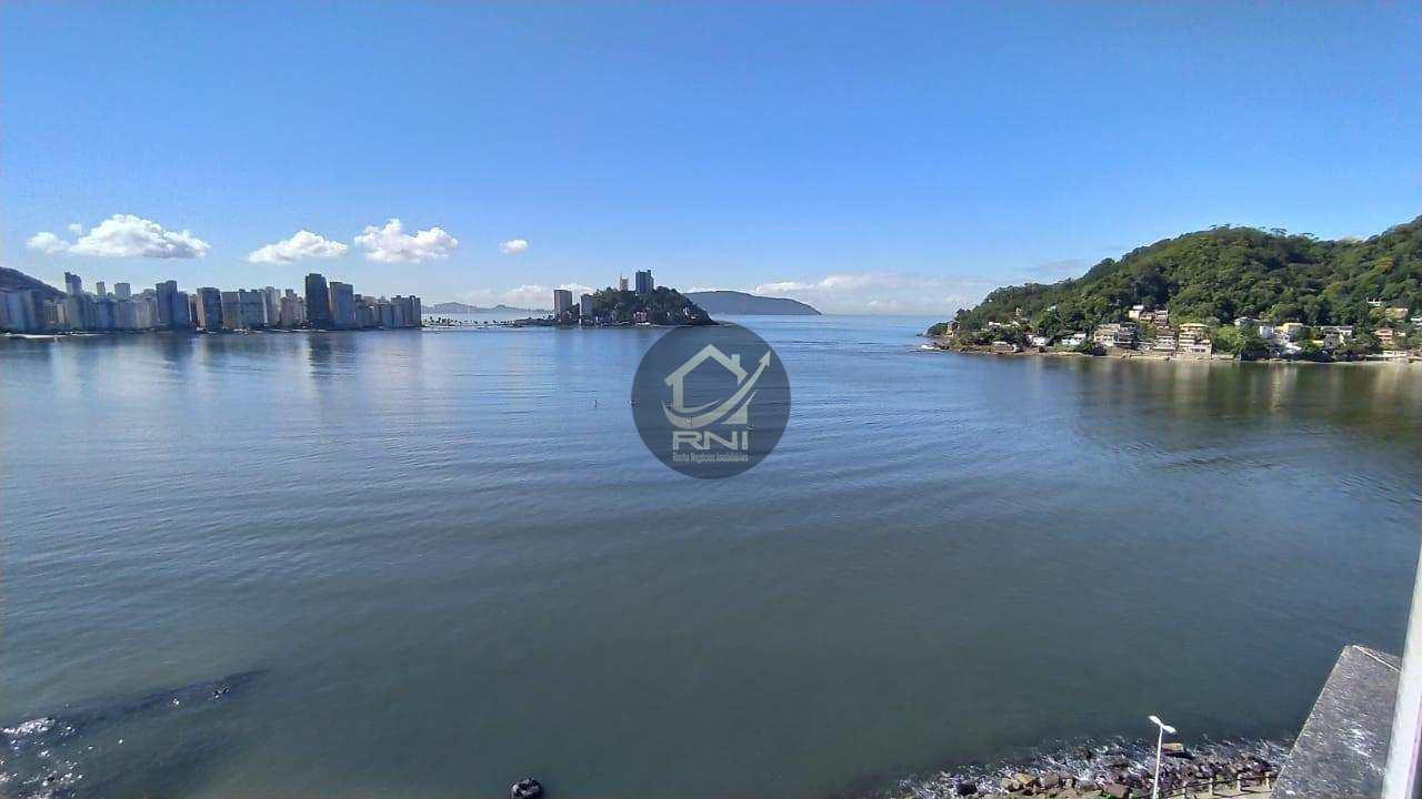 Apartamento com 2 dormitórios à venda, 70 m² por R$ 215.000,00 - Morro dos Barbosas - São Vicente/SP