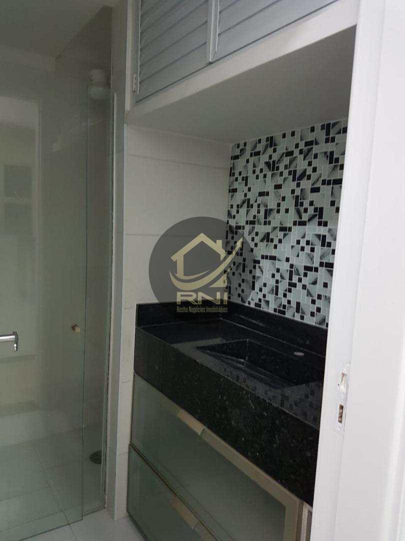 Apartamento com 2 dormitórios à venda, 86 m² por R$ 395.000,00 - Encruzilhada - Santos/SP