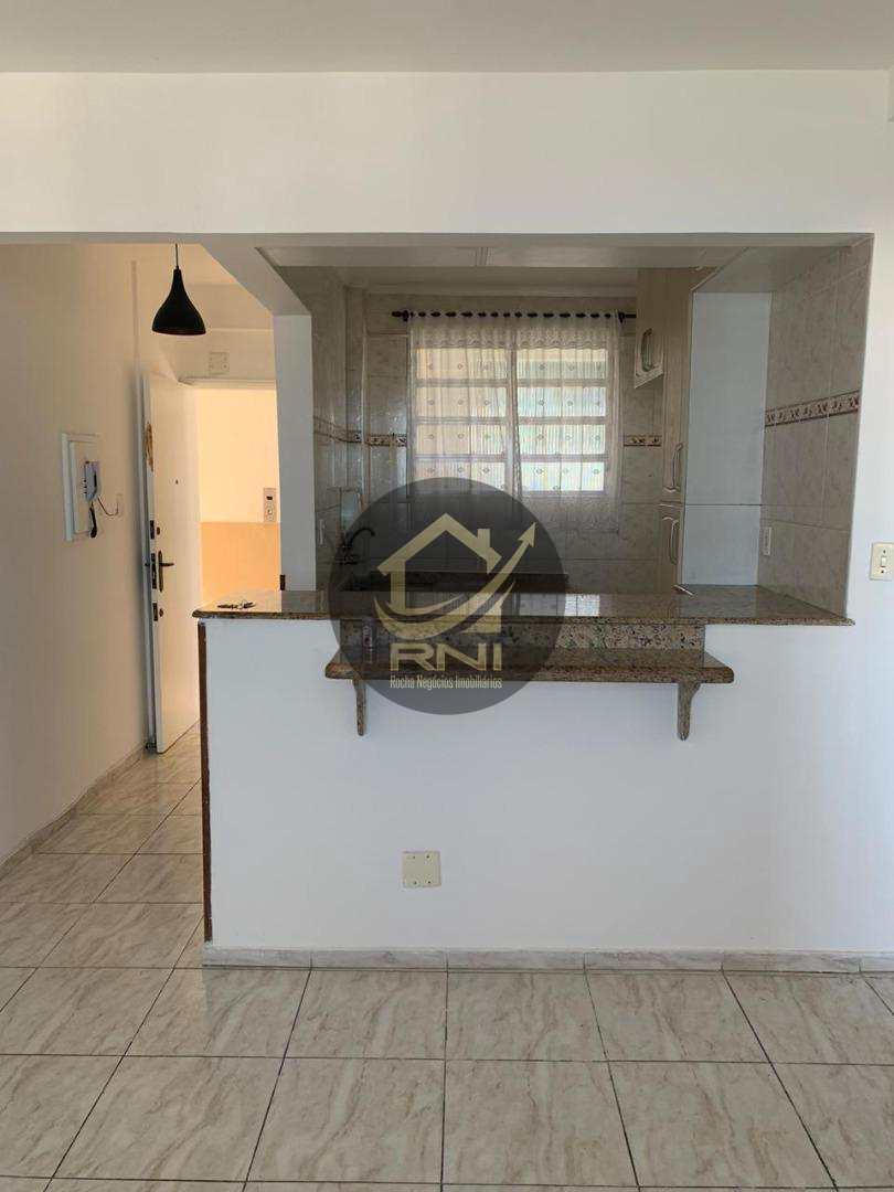 Apartamento com 1 dormitório à venda, 58 m² por R$ 260.000,00 - José Menino - Santos/SP