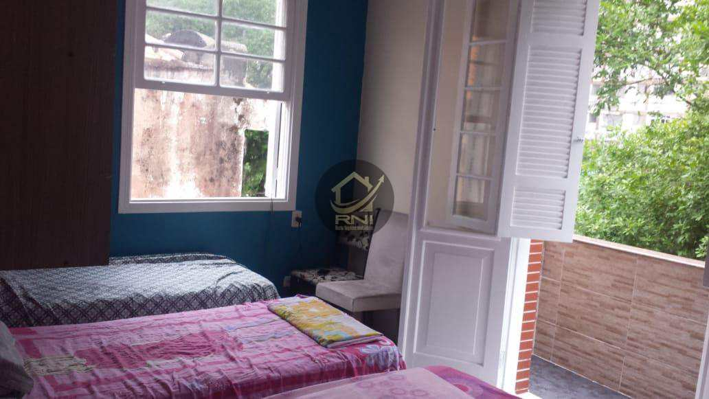 Apartamento com 2 dormitórios à venda, 94 m² por R$ 335.000,00 - Gonzaga - Santos/SP