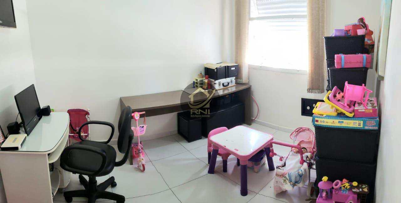 Apartamento com 3 dormitórios à venda, 76 m² por R$ 460.000,00 - Embaré - Santos/SP