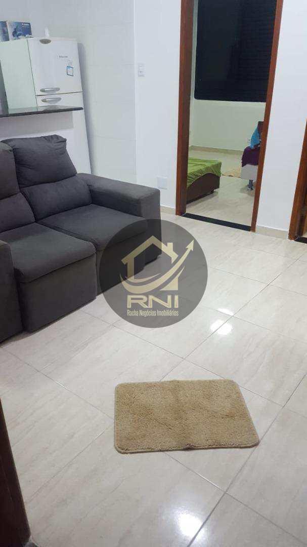 Apartamento com 2 dormitórios à venda, 47 m² por R$ 290.000,00 - Gonzaga - Santos/SP