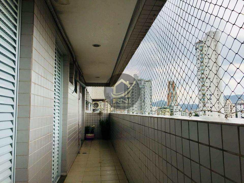 Apartamento com 3 dormitórios à venda, 89 m² por R$ 530.000,00 - Gonzaga - Santos/SP