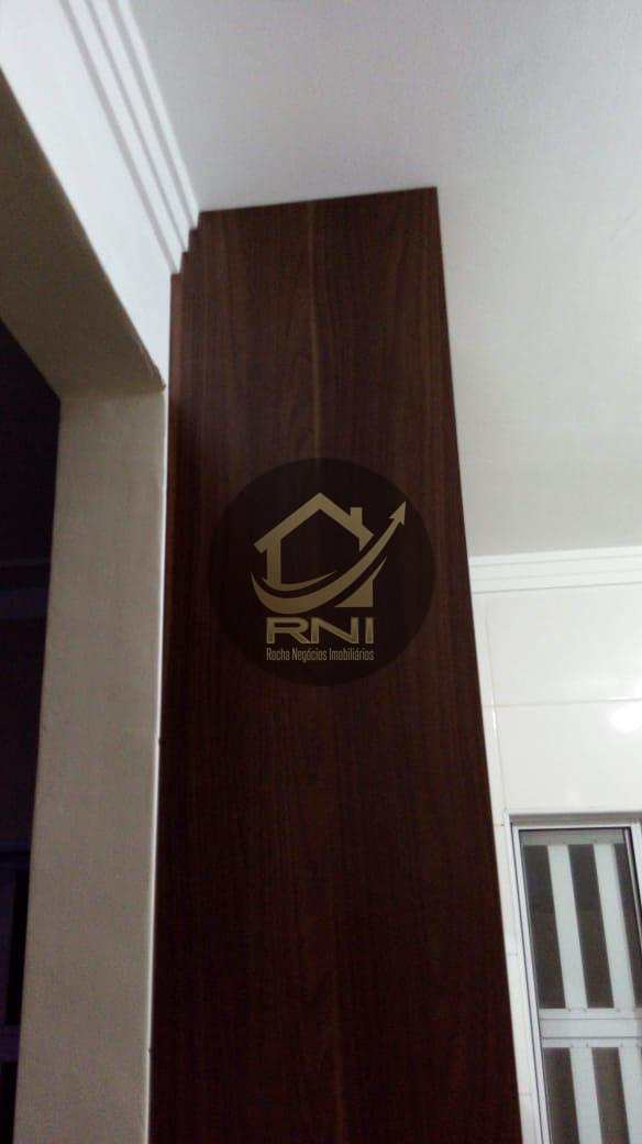 Casa com 2 dormitórios à venda, 63 m² por R$ 320.000,00 - Bom Retiro - Santos/SP
