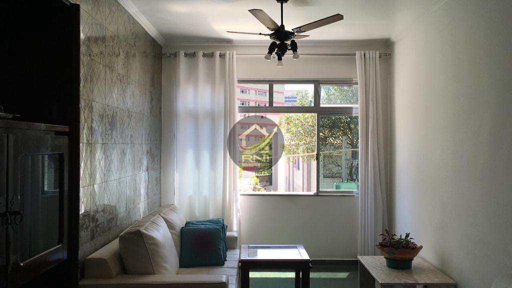 Apartamento com 2 dormitórios à venda, 90 m² por R$ 380.000,00 - Pompéia - Santos/SP