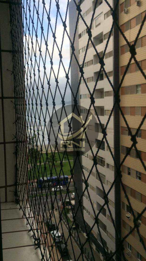 Apartamento com 3 dormitórios à venda, 110 m² por R$ 620.000,00 - Embaré - Santos/SP