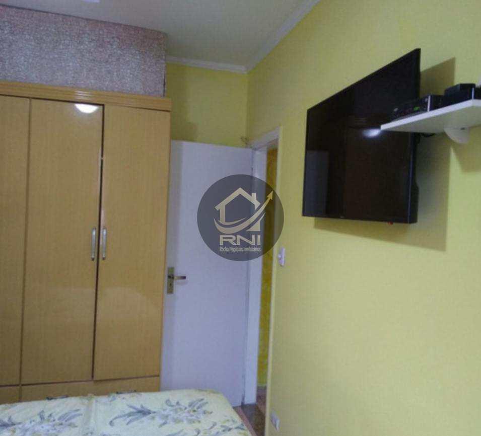 Apartamento com 2 dormitórios à venda, 65 m² por R$ 285.140 - Marapé - Santos/SP